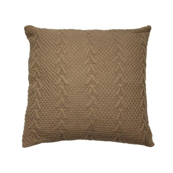 Cushion Stitch Brown (45 X 45 X 10 Cm)