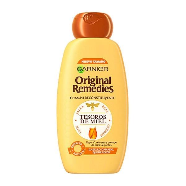 Restructuring Shampoo Original Remedies Garnier (300 Ml)