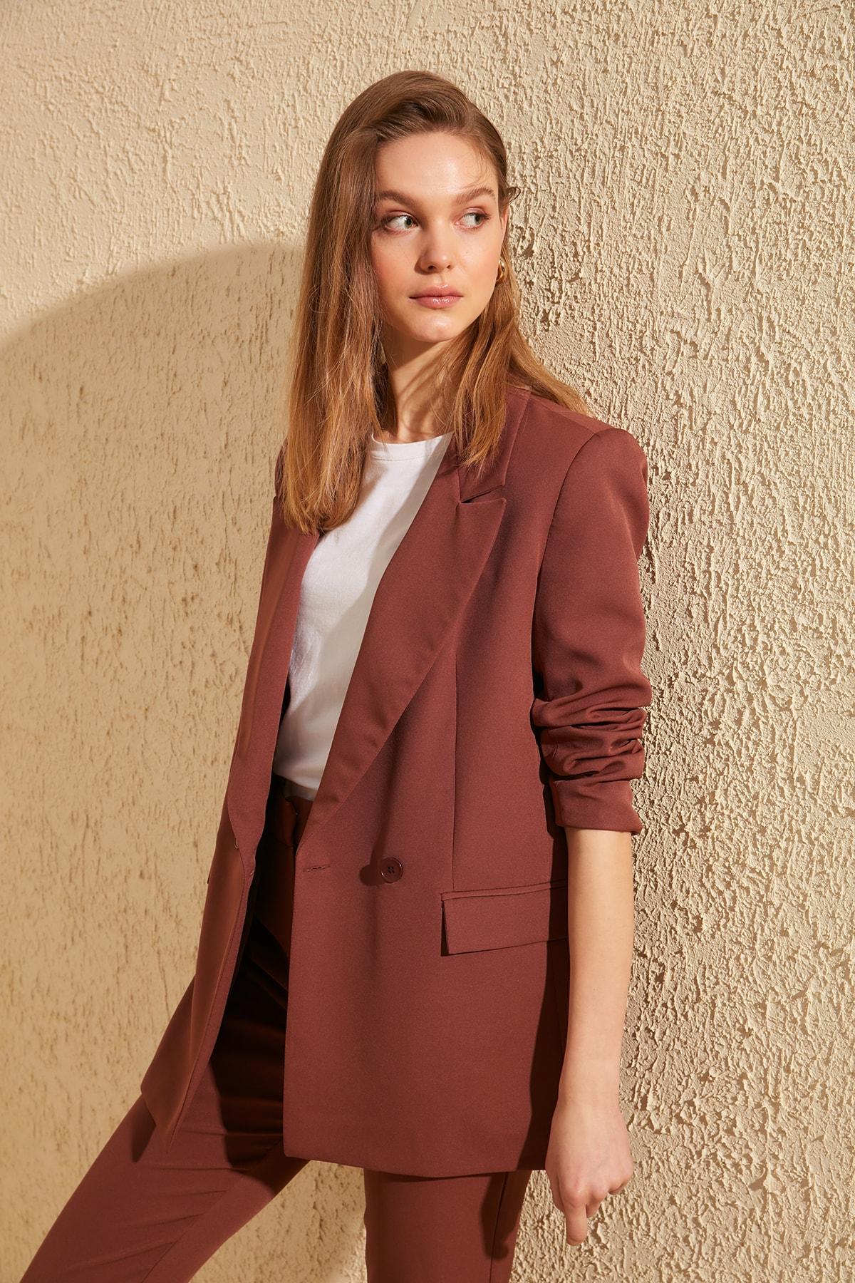 Trendyol Classic Jacket TWOSS20CE0059