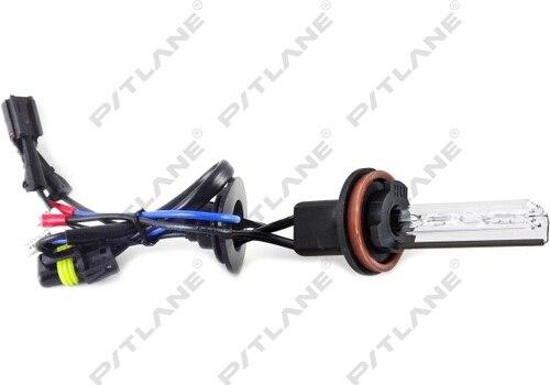 Лампа Ксенон H11(H8, H9) 12V-6000К Maxlum/Sho-me автомобильная, лампочки на авто (PS16343)
