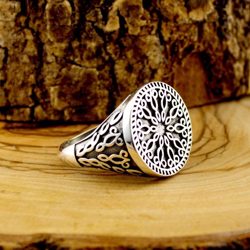 925 Sterling Silver Ring For Men