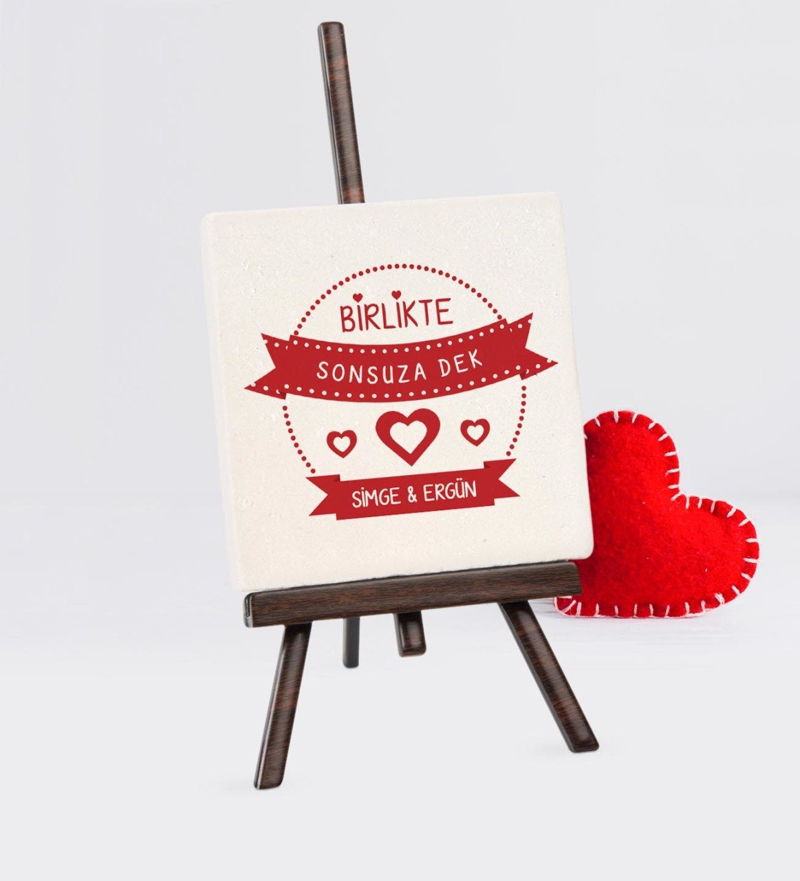 Personalized Valentine's Day Design Şovaleli Natural Stone 59|Christian Cards & Pictures| |  - title=