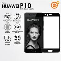 Protector Pantalla de Cristal Templado Completa para Huawei P10 Protección de vidrio de Seguridad para Smartphone