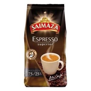 Espresso top Saimaza coffee bean blend 75/25 1kg
