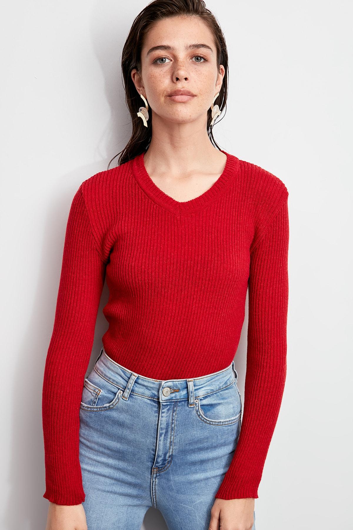 Trendyol Knitwear Sweater TWOAW20KZ1143