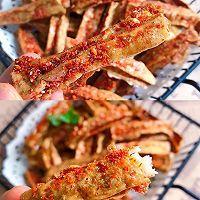 免油炸#外酥里嫩爆好吃的香酥杏鲍菇的做法图解14