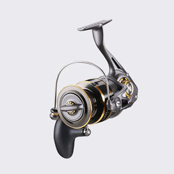 HAIBO Saltwater Spinning Fishing Reel 3000 4000 6000 7000 8000 7BB 4.9:1 Long Casting High Strength Sea Fishing Jigging Wheel