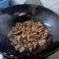 牛肉炒饭的做法图解4