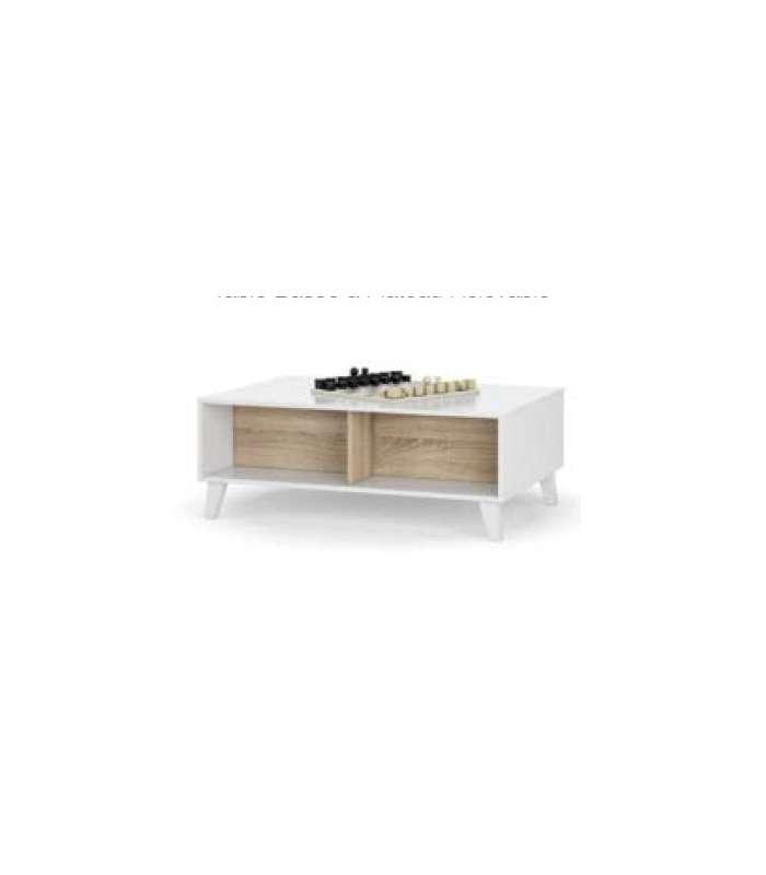 Center Table Liftable Zaiken Blank Brightness And Oak Canadian