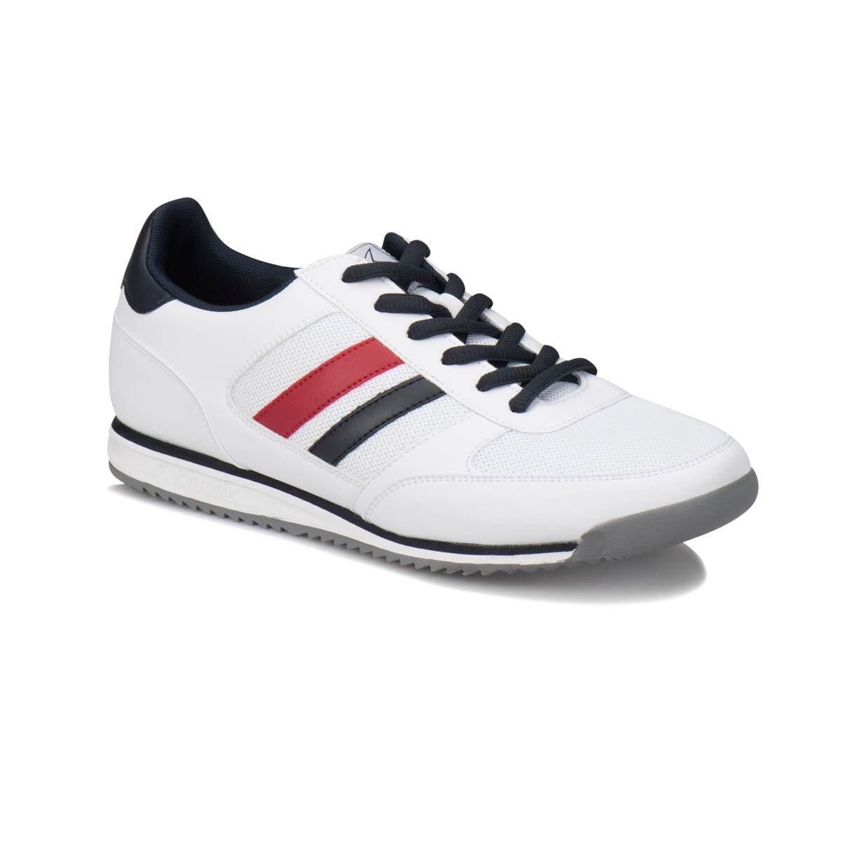 FLO Men's Sneakers Sport Casual Shoes Navy Blue KINETIX TRAMOR MESH