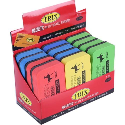 Hospitable Trix T-332 Magnetic Whiteboard Eraser 12'li