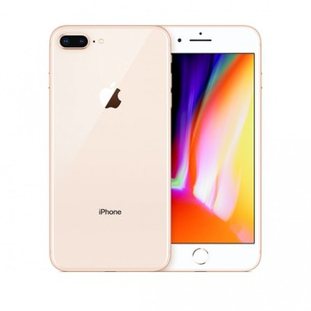 IPhone 8 Plus 64GB gold (REFURBISHED) mobile phone good price Smartphone Grade A + Express service is shipped from Spain