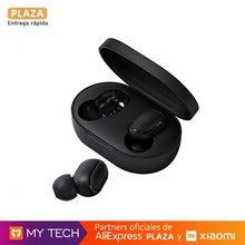 Xiaomi Mi True Wireless Earbuds Basic 2, auricular inalámbrico, micrófono, botón multifunción, 12 horas batería, One Step