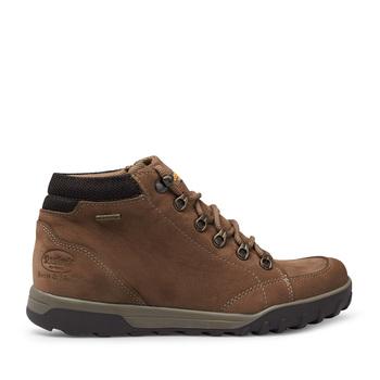 Dockers oryginalne skórzane wodoodporne zimowe buty outdoorowe męskie buty 227186N 9PR tanie i dobre opinie Dockers Shoes Podstawowe ANKLE