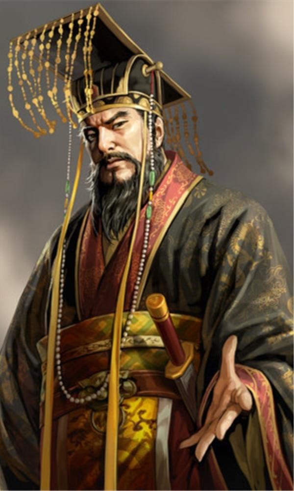 《秦始皇》封面图片