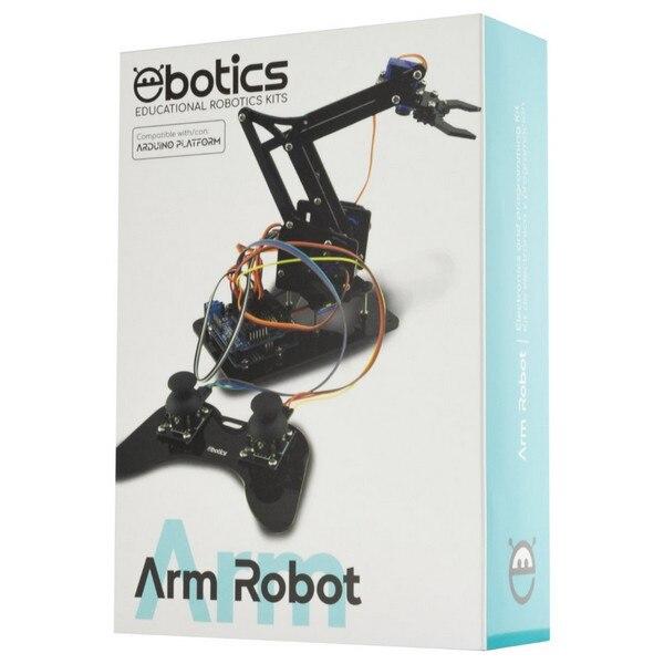 Робот в наборе рука робота