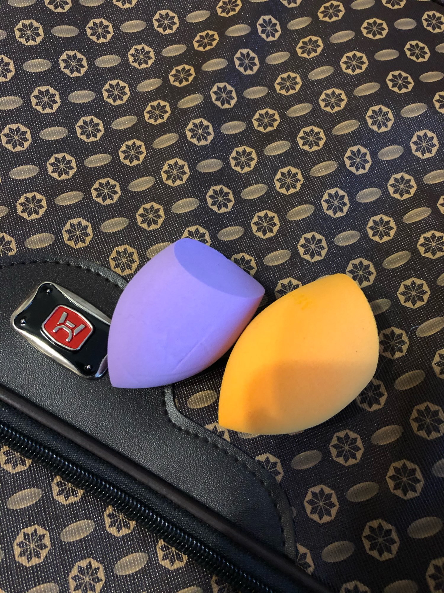 MsWing Makeup Sponge - Professional Cosmetic Sponge for face photo review
