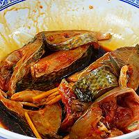 砂锅焖鱼的做法图解3