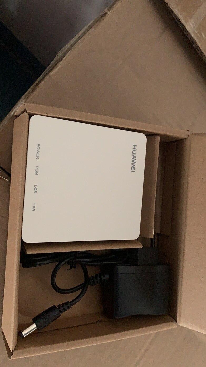 14 unids/lote HG8310 Onu Gpon nuevo con adaptador de corriente ¡Novedad de 90%! 20 Uds. HG8010H Huawei usado de enrutador/C EPON ONU ftth de fibra, enrutador GPON ont 1GE Ont sin cajas y potencia