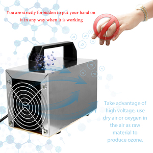 Image 3 - Portable 24g ozone generator Air cleaner Disinfection Sterilization Cleaning Formaldehyde ionizer ozonizador ozon 24g/h  220v