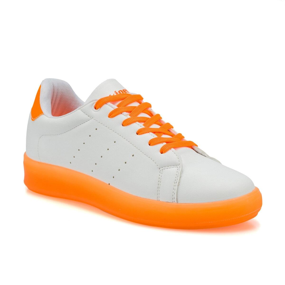 FLO HARVEY W White Women 'S Sneaker Shoes KINETIX