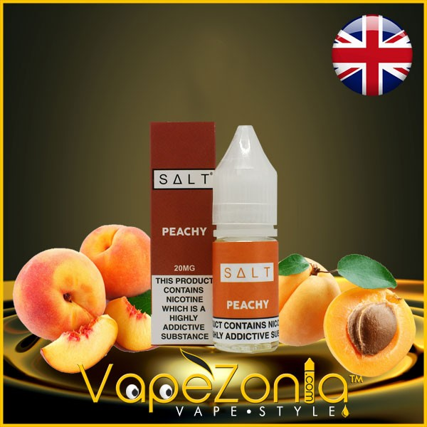 SALT Nic PEACHY 10 Ml 20 Mg