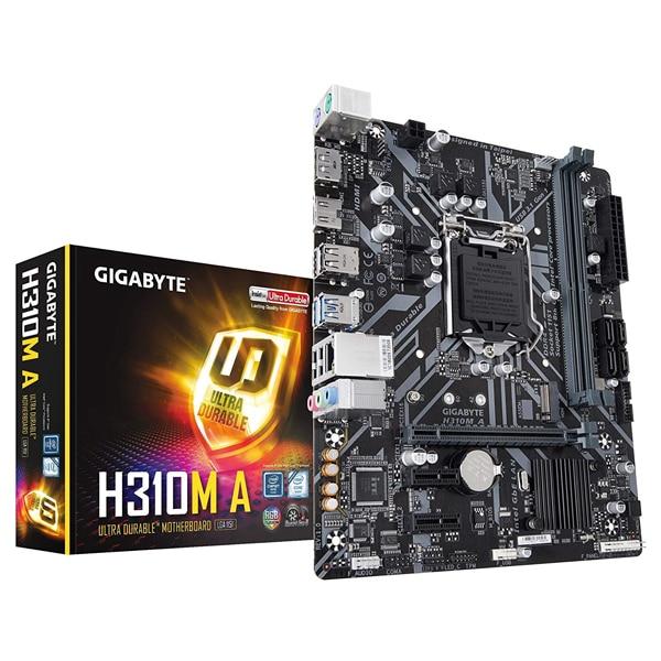 Motherboard Gigabyte H310M DS2 2.0 mATX DDR4 LGA1151