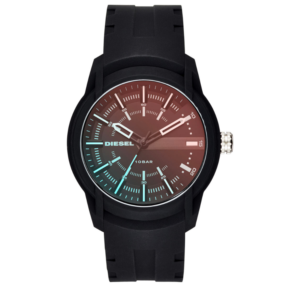 Diesel Watch Men Original Diesel DZ1819 Simple Watch Men Top Brand Luxury Set Quartz watch 100m. Waterproof Men Watch