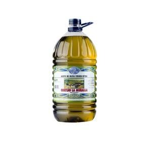 La Muralla oil, 5L Rafa, Extra virgin olive oil of top category, Hojiblanca variety