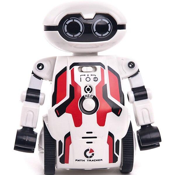 Интерактивный робот Silverit Yxoo Мэйз Брейкер, красный