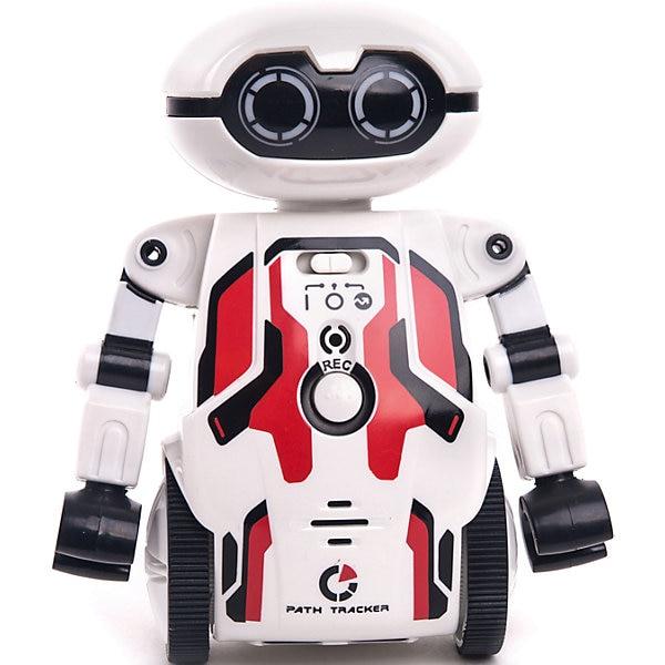 Robot interactivo Silverit Yxoo rompelaberinto, rojo