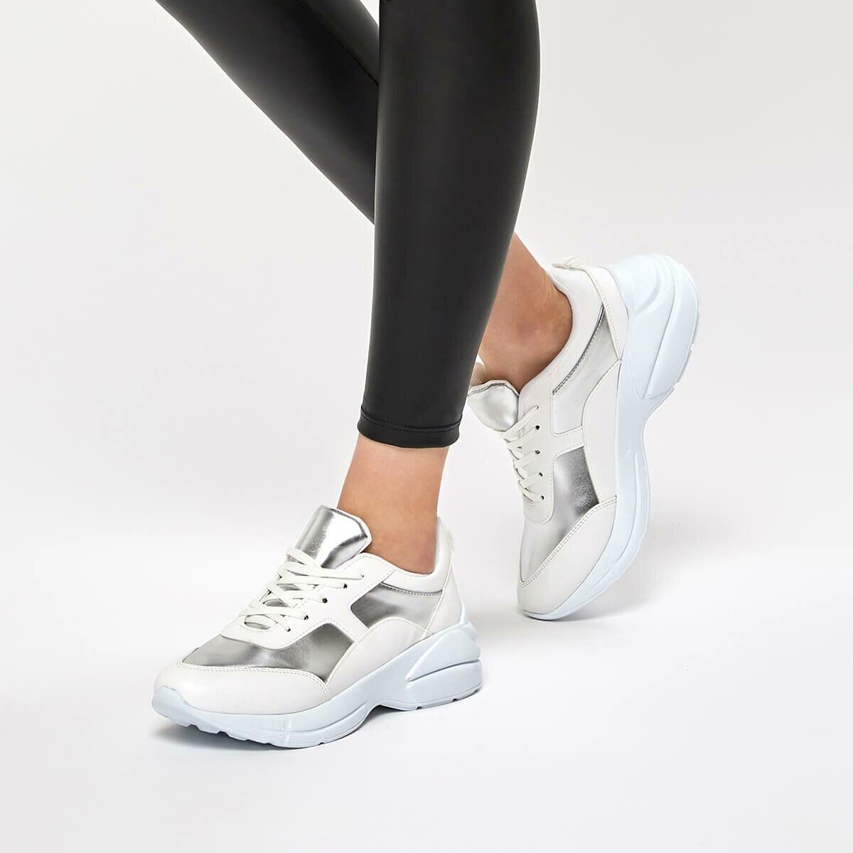FLO 92.314725LZ Black Women Sneaker Polaris