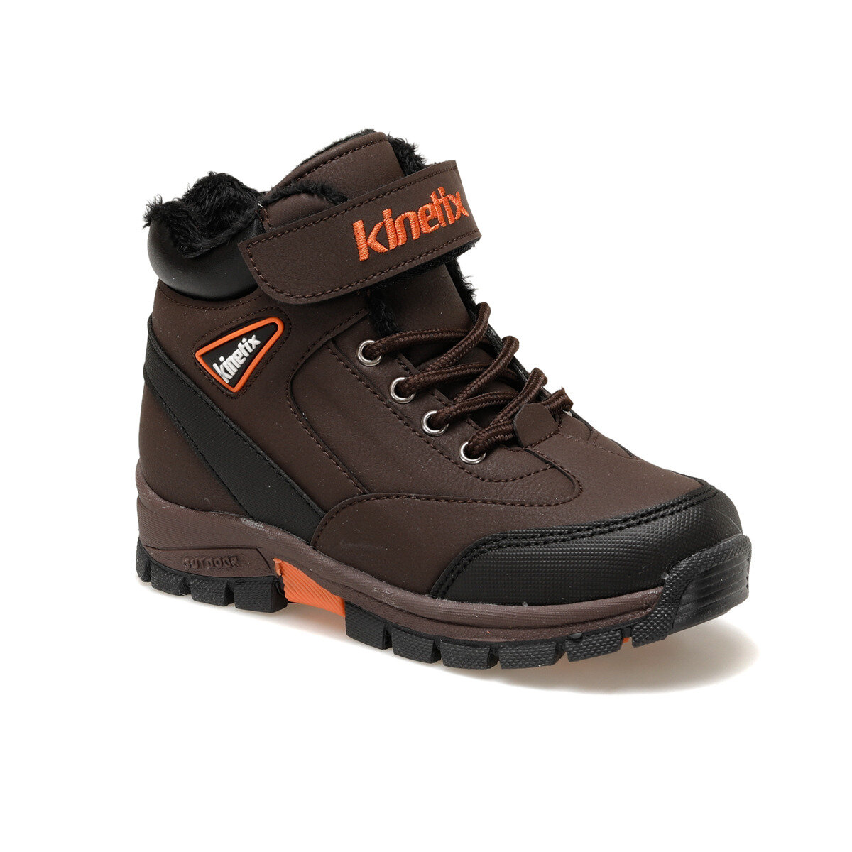 FLO MAYS 9PR Brown Male Child Outdoor KINETIX