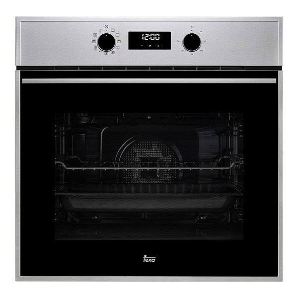 Multipurpose Oven Teka HSB635SS 70 L 2500W Black Stainless Steel