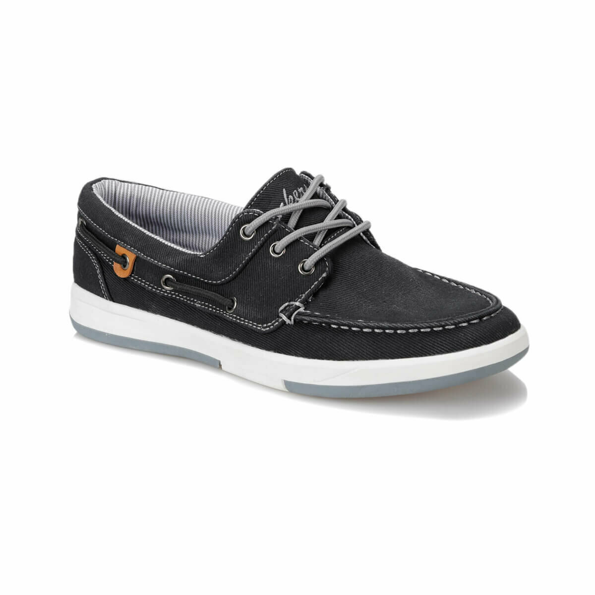 FLO 226535 Black Mens Marin Shoes By Dockers The Gerle
