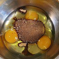 奶香核桃红枣糕的做法图解4