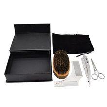 Kit complet d'entretien barbe et cheveux