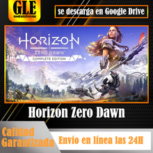 Horizon Zero Dawn Complete Edition Video Games application for PC unique games application download Google Drive