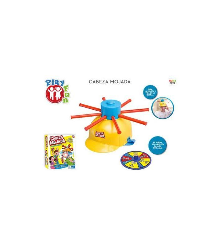 GAME WET HEAD HELMET LAUNCHES WATER Toy Store