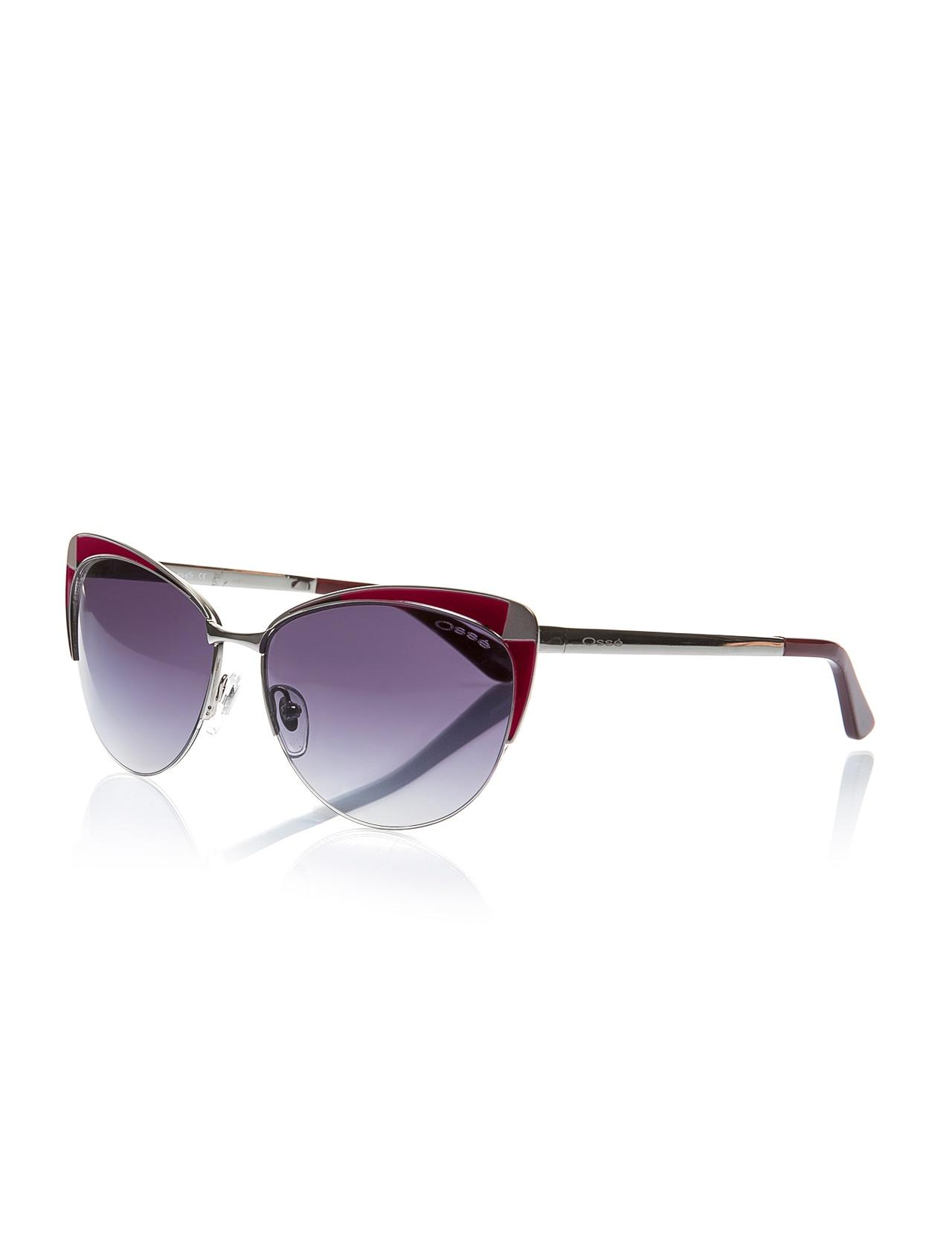 Women's sunglasses os 2334 04 metal silver organic 58 -- osse