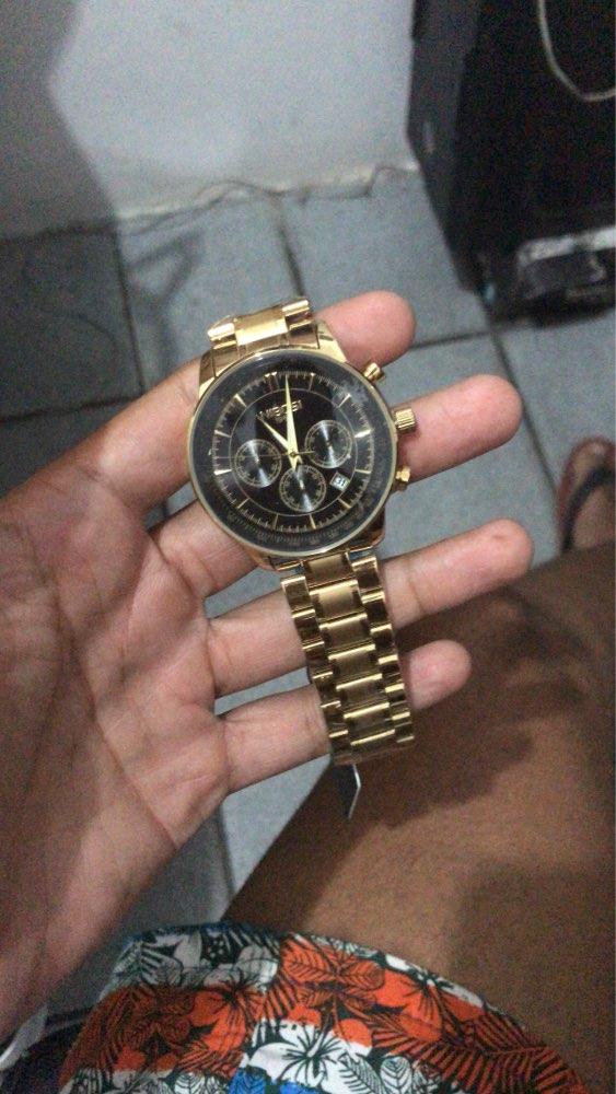 Relógios de quartzo Relógios criativo homens