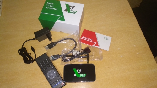 -- Amlogic S905x3 Android