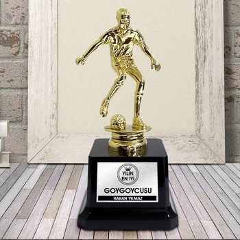 Personalized The Year 'S Best Goygoycusu Statue Award