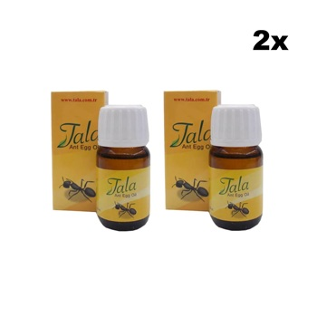 2 pcs Herbal oil, ant egg oil depilatory wax epilation (World wide Free Shipping)