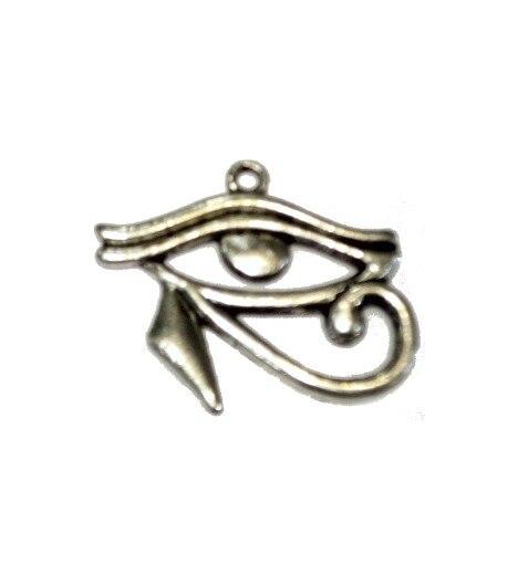 AMULET Eye Of Horus Amulet Egyptian, Protection. Udyat