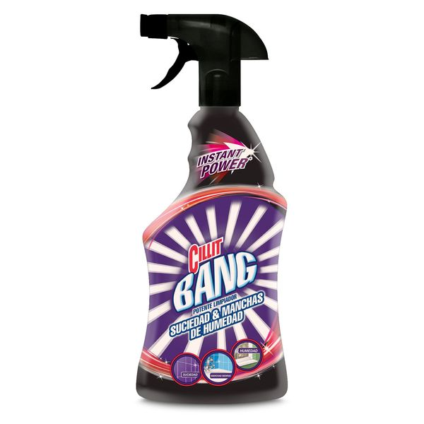 Cillit Bang 750 Ml Anti-dirt And Dampness Stain Cleaner With Atomiser