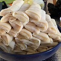 妈妈的味道——老南京韭黄春卷的做法图解15
