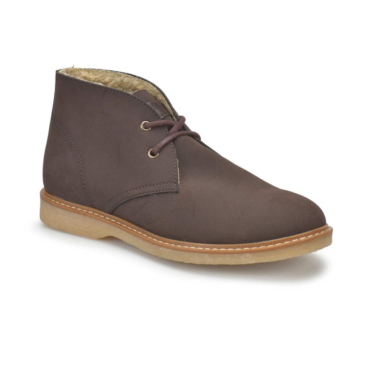 FLO 68 Brown Men Boots JJ-Styles