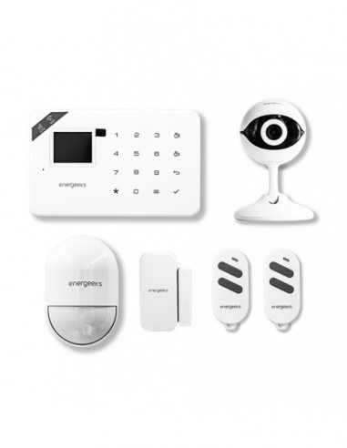 Alarm System Wifi/gsm + Camera IP Energeeks EG-AWG001PLUS