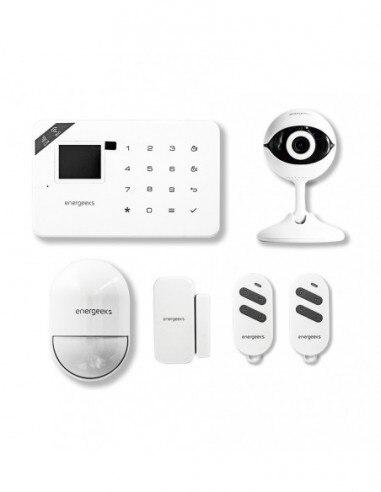 Alarm System Wifi/gsm + Camera IP Energeeks EG-AWG001PLUS
